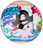 EP Line Ocean Friends šumivá koule do koupele s figurkou