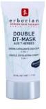 Erborian Detox Double DT-Mask 7 Herbs Creme esfoliante suave 2 em 1