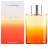 Ermenegildo Zegna Essenza Di Zegna Acqua D'Estate Summer Fragrance 2009 Eau de Toilette for Men 100 ml