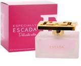 Escada Especially Delicate Notes eau de toilette nőknek 75 ml
