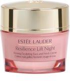 Estée Lauder Resilience Lift Lifting-Nachtcreme gegen Falten für alle Hauttypen
