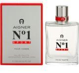 Etienne Aigner No. 1 Sport eau de toilette para hombre 100 ml