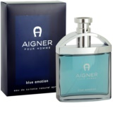 Etienne Aigner Blue Emotion pour Homme eau de toilette férfiaknak 1 ml minta