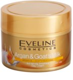 Eveline Cosmetics Argan & Goat´s Milk Smoothing Day Cream Anti Wrinkle