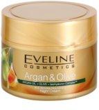 Eveline Cosmetics Argan & Olive crème de nuit nourrissante anti-rides