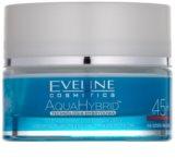 Eveline Cosmetics Aqua Hybrid crema de día y noche reafirmante intensa 45+