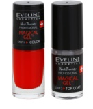 Eveline Cosmetics Nail Therapy Professional esmalte de gel para uñas sin usar lámpara UV/LED