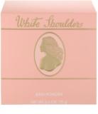 Evyan White Shoulders pó corporal para mulheres 75 g