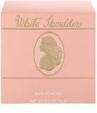 Evyan White Shoulders puder za ženske 75 g