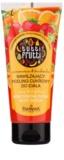 Farmona Tutti Frutti Orange & Strawberry exfoliante hidratante de azúcar para el cuerpo