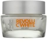 Farmona Revolu C White нічна відновлююча емульсія проти пігментних плям