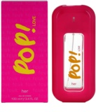 Fcuk Pop! Love eau de toilette nőknek 100 ml