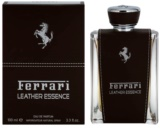 Ferrari Leather Essence Eau de Parfum für Herren 100 ml