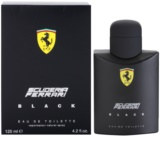 Ferrari Scuderia Ferrari Black toaletna voda za moške 125 ml