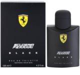 Ferrari Scuderia Ferrari Black toaletní voda pro muže 125 ml