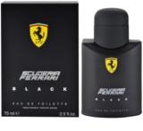 Ferrari Scuderia Ferrari Black toaletní voda pro muže 75 ml