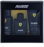 Ferrari Scuderia Ferrari Black zestaw upominkowy III.