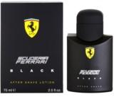 Ferrari Scuderia Ferrari Black bálsamo após barbear para homens 75 ml