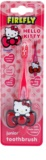 FireFly Hello Kitty Kids' Toothbrush with Toothbrush Holder Soft
