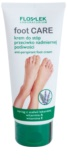 FlosLek Laboratorium Foot Care Fusscreme gegen übermäßiges Schwitzen