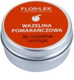 FlosLek Laboratorium Lip Care Orange vaselina pe/pentru buze