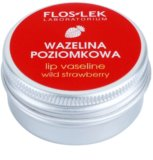 FlosLek Laboratorium Lip Care Wild Strawberry wazelina do ust