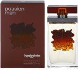 Franck Olivier Passion Man Eau de Toilette para homens 75 ml