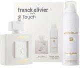 Franck Olivier White Touch Geschenkset I.