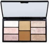 Freedom Pro Blush Bronze and Baked Contouring Palette