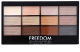 Freedom Pro 12 Le Fabuleux paleta cieni do powiek z aplikatorem