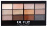 Freedom Pro 12 Le Fabuleux палитра от сенки за очи с апликатор