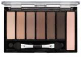 Freedom Pro Shade & Brighten Mattes Kit 1 paleta očních stínů s rozjasňovačem