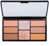 Freedom Pro Blush Peach and Baked Contouring Palette