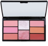 Freedom Pro Blush Pink and Baked arckontúr paletta