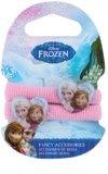 Frozen Princess gumki bawełniane do włosów w kształcie serca