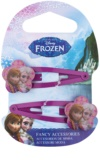 Frozen Princess pasadores con estampado de flores