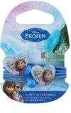 Frozen Princess Opaski do włosów w kształcie serca