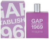Gap Gap Established 1969 Imagine Eau de Toilette pentru femei 100 ml