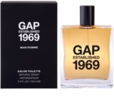 Gap Gap Established 1969 for Men Eau de Toilette pentru barbati 100 ml