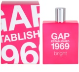 Gap Gap Established 1969 Bright Eau de Toilette pentru femei 100 ml