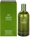 Gap Deep Men Eau de Toilette für Herren 100 ml