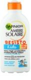 Garnier Ambre Solaire Resisto Kids schützende Hautmilch für Kinder SPF 50+