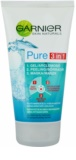 Garnier Pure 3 In1 Cleanser Exfoliator