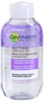Garnier Skin Cleansing posilující odličovač očí 2 v 1