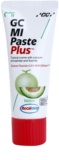 GC MI Paste Plus Melon Protective Remineralising Cream for Sensitive Teeth With Fluoride