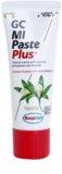 GC MI Paste Plus Vanilla ásványfeltöltő védőkrém az érzékeny fogakra fluoriddal