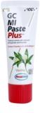 GC MI Paste Plus Vanilla Crema protectoare de remineralizare pentru dinți sensibili cu flor