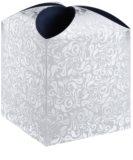 Giftino      Gift Box Star Floral (121 x 155 x 121 mm)