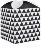 Giftino      caja de regalo estrella geometry (121 x 155 x 121 mm)