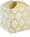 Giftino      caja de regalo ornamento estrella (121 x 155 x 121 mm)